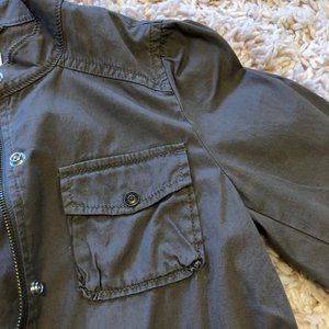 Ann Taylor Jackets & Coats - Ann Taylor Loft Chocolate Brown Fitted Jacket